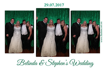 Belinda & Stephen's Wedding - 29 July 2017