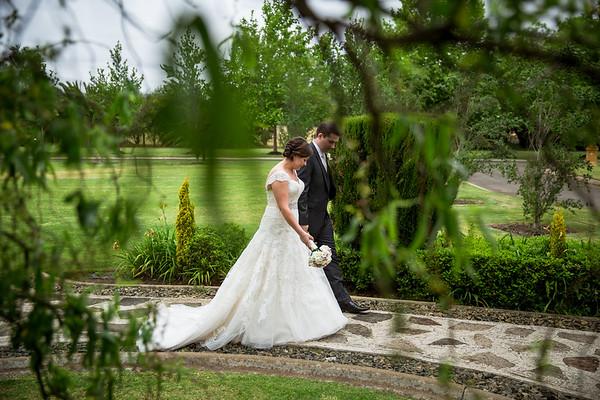 Jessica + John's Wedding
