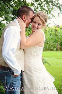 Ben & Miranda Holst-Wedding