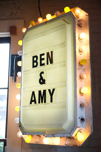 Ben and Amy Rehearsal