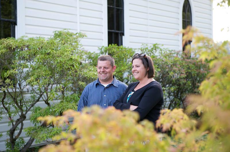 Ben and Jill