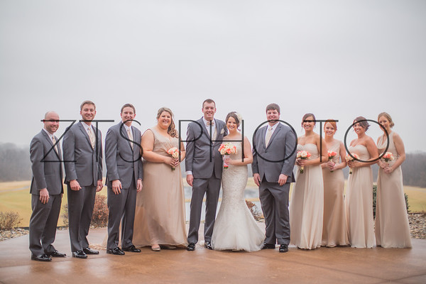 Bridal Party @ TCI Outdoors