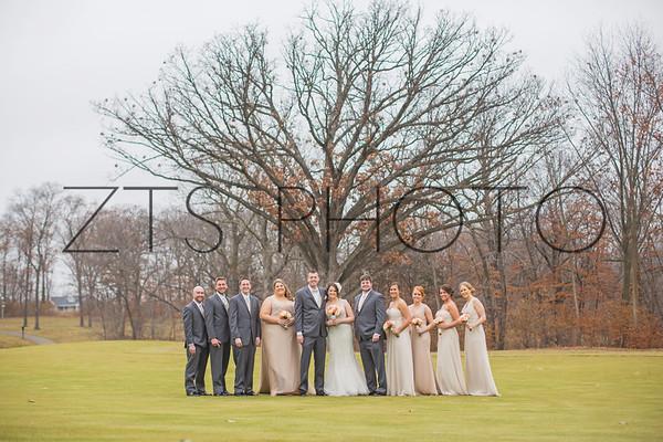 Bridal Party- Tree