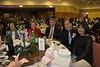 Table E3: Barbara and Alex Greenwood, Ed Wu and girlfriend