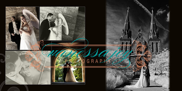 Meaghan and Ben wedding album layout final 022 (Sides 43-44)
