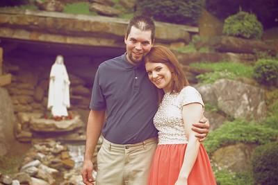 Beth and Jason Wedding Rehearsal 7/10/15