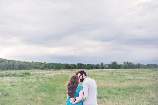 Beth & James - Engagement