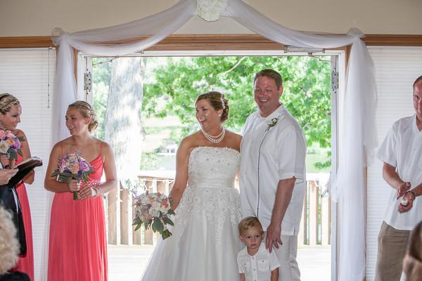 Betsy & Clint Wedding - 6/27/15