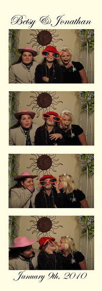 Betsy and Jonathan's Wedding