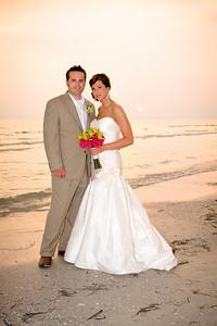 "Betsy & Ryan say ""I do"" at the Lido Beach Resort in Sarasota. www.lidobeachresort.com Photos by Dara Caudill www.islandphotogaphy.org  Music by Chuck Caudill www.chuckcaudill.com  Flowers by The Flower Girls, www.sarasotaflowergirls.com Dr Stephen Lortz officiated www.weddingsinsarasota.com.  Makeup by Tammy Gamso www.tammygamso.com  Wedding cake by Cakes by Ron www.cakesbyron.com  Betsy & Ryan's wedding is featured in the winter edition of Nuovo Bride www.nuovobride.com"