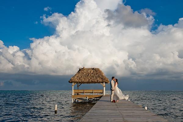 Bianca & Daniel - Wedding - Belize - 10th of December 2016