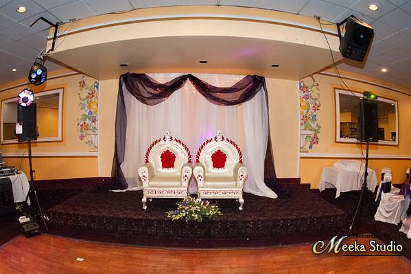 Bikramjit Singh weds Baljit Kaur Reception Pictures