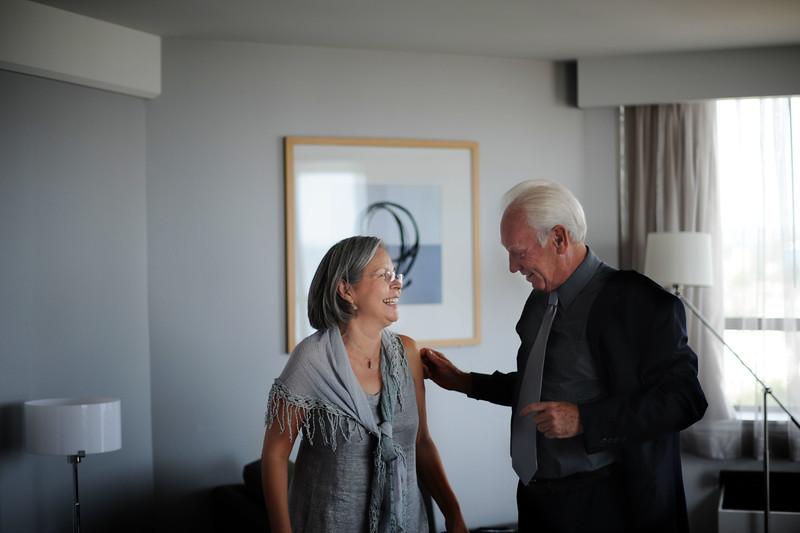 Bill & Laura