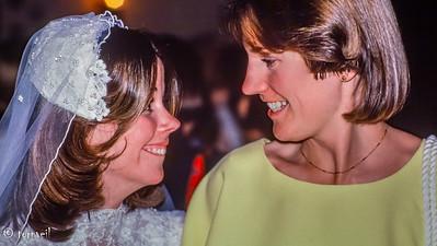 1977-05 Bill & Nancy Schafer's Wedding