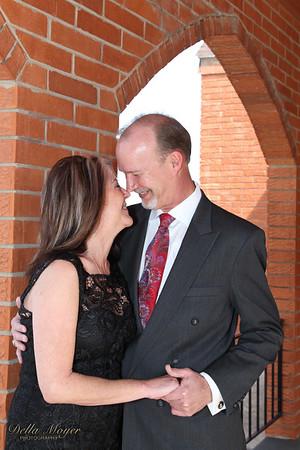 Bill and Alison
