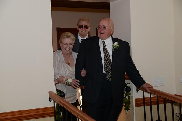 Bill & Diane's 50th Wedding Anniversary
