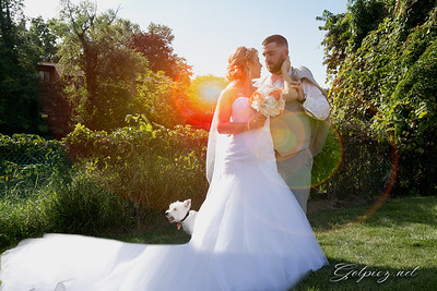 Mr. Blaine & Mrs. Erica Wedding Day