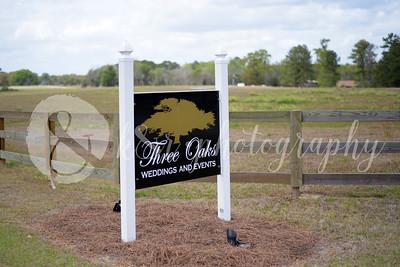Blake & Marissa | Three Oaks Wedding Venue