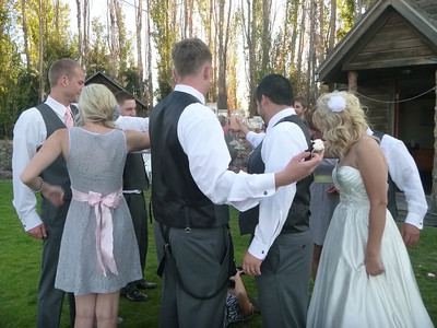 Blake and Kara Wedding 2012