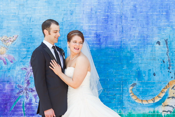 Blanchet Wedding