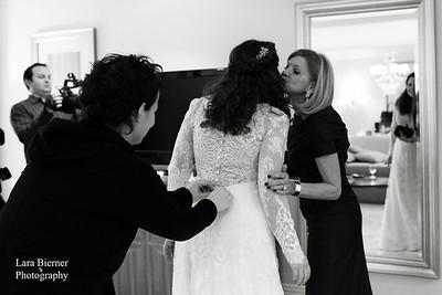 Erica Bloom and  David Foland Wedding