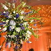 Blue and Bling - A Belmond Chalreston Place Wedding Reception