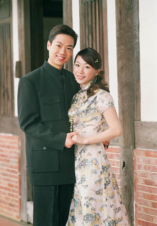 BlueBay Pre-wedding