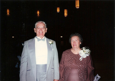 Mom & Dad Cerne - Bob & Debby's Wedding 9/87