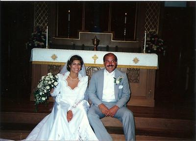 Bob & Debby 9/87