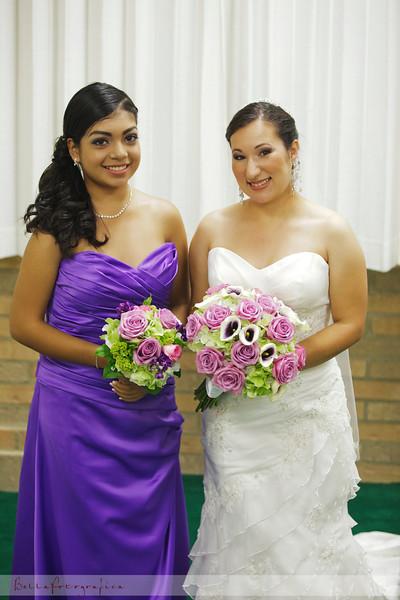 Bonnie and Oscar's Beaumont Wedding,