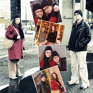 Braden and Susan Album
