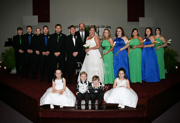 Bradford Wedding