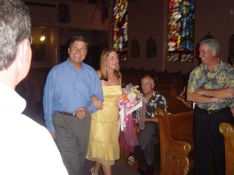 Brady's Wedding