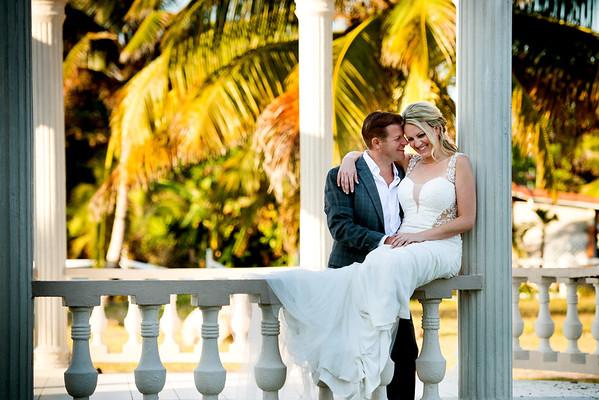 Brandell & Jesse - Wedding - Belize - 6th of May 2016