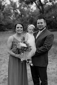 02003©ADHphotography2021--BrandonBrookeBenson--Wedding--July31BW