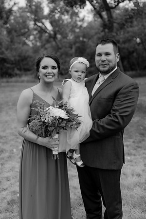 02004©ADHphotography2021--BrandonBrookeBenson--Wedding--July31BW