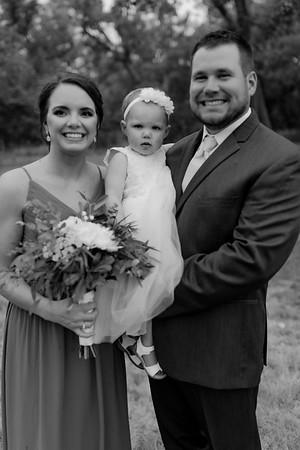02006©ADHphotography2021--BrandonBrookeBenson--Wedding--July31BW