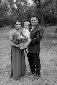 02002©ADHphotography2021--BrandonBrookeBenson--Wedding--July31BW