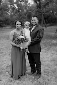 02001©ADHphotography2021--BrandonBrookeBenson--Wedding--July31BW