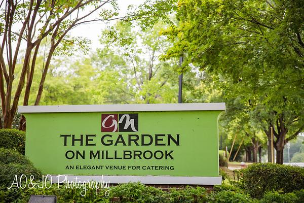 Brandon & Karyn's Wedding :: The Garden on Millbrook :: AO&JO Photography & Videography