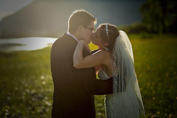 Our customary princess bride shot close up