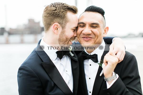 Brandon+Jason's Wedding