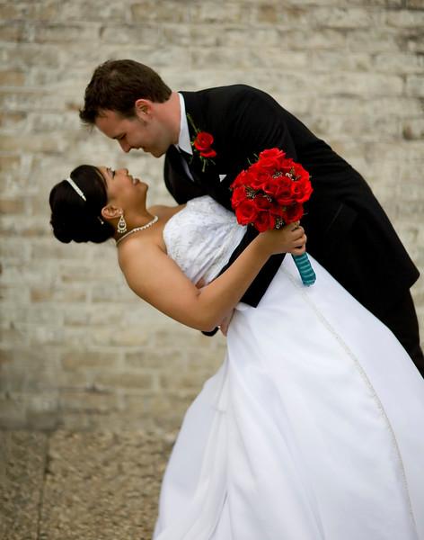 Brandy and Nathan Wedding