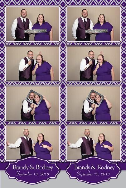 Brandy and Rodney's Wedding 2013