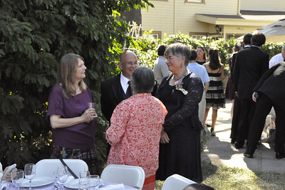 Bridget's Wedding Rception