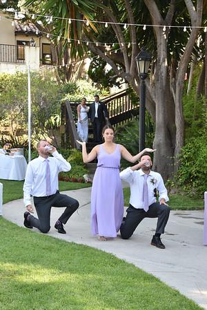Starck wedding July 2018 SanClemente CA