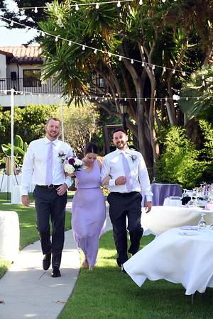 Starck wedding July 2018 SanClemente CA