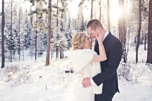 Breanne & Kyle Wedding