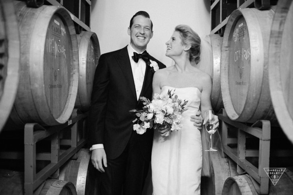 Bree + Chris // Brooklyn Winery