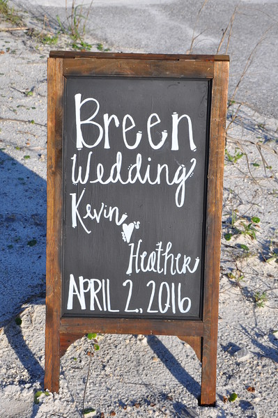 Breen Wedding  4-2-16